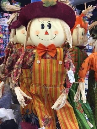 5' Scarecrows