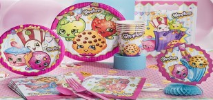 Shopkins Tableware