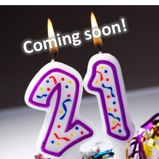 21st Birthday Coming Soon